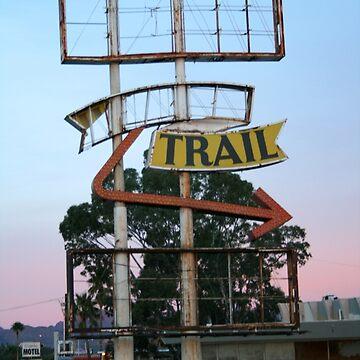 Trail of Broken Dreams by RichImage