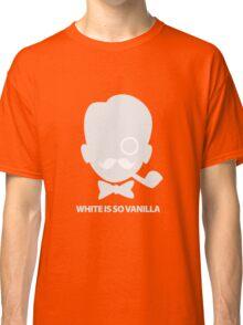 White is So Vanilla Classic T-Shirt