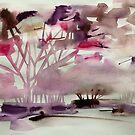 musikalischer Winter von Marianna Tankelevich