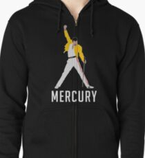 MERCURY Zipped Hoodie