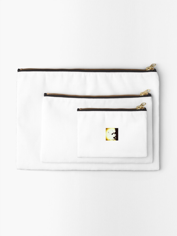 Alternate view of STANaHALO' Zipper Pouch