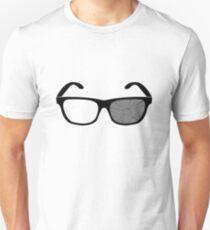 broken glasses  Unisex T-Shirt