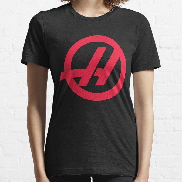 Haas F1 Logo Essential T-Shirt