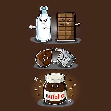 Nutella fusion by Caldofran