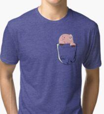 Nanatsu no taizai hawk pocket Tri-blend T-Shirt