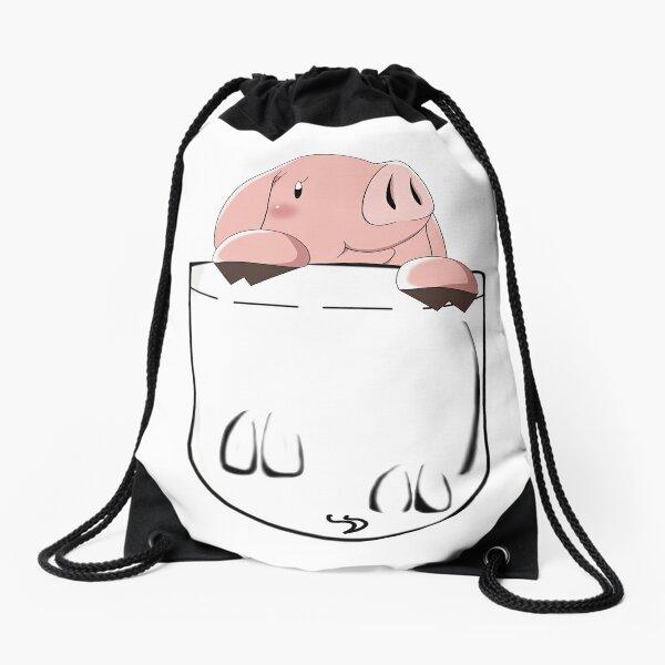 Nanatsu no taizai hawk pocket Drawstring Bag
