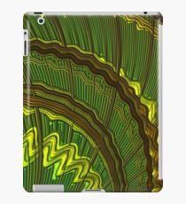 Celtic Harp Abstract iPad Case/Skin