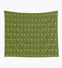 Celtic Harp Abstract Wall Tapestry
