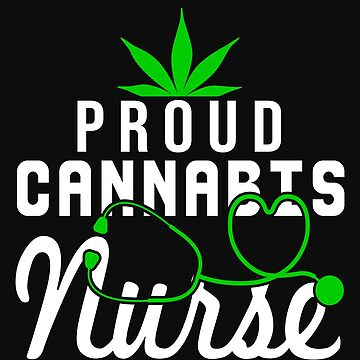 Marijuana Cannabis Support Proud Nurse CBD Cures Awareness Shirt Nurse Hat by normaltshirts