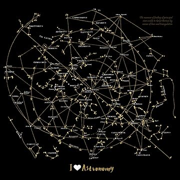Stars Constellations Love Astronomy Cosmos Galaxy Universe by MySunLife