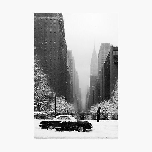 Tudor City Place - 42nd Street - NYC Photographic Print