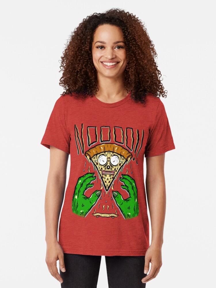 Alternative Ansicht von Nee !! Vintage T-Shirt