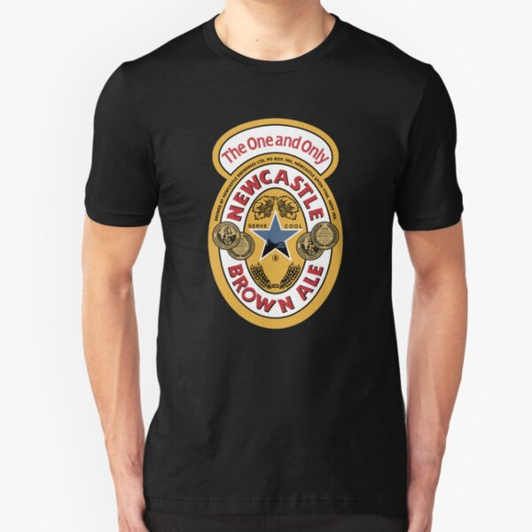 Newcastle Brown Ale Slim Fit T-Shirt