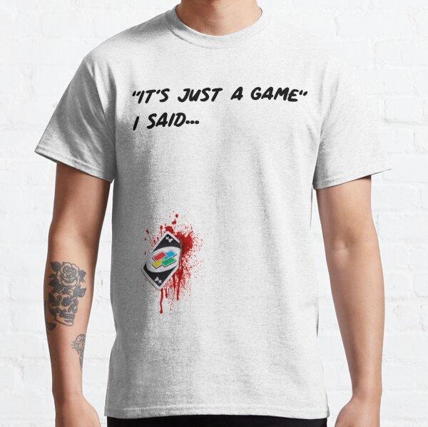 Uno Injury Classic T-Shirt