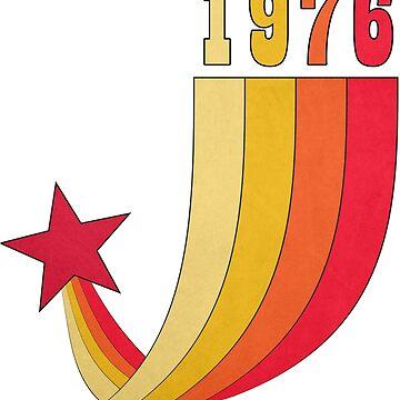 1976 vintage Rainbow by idaspark