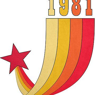 1981 vintage Rainbow by idaspark