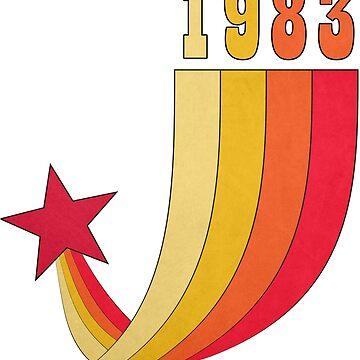 1983 vintage Rainbow by idaspark