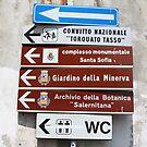 Salerno Tourist Information  by longaray2