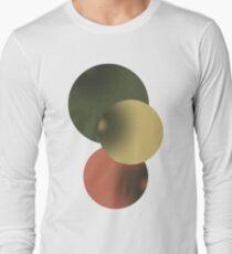 Circles w.t. Long Sleeve T-Shirt