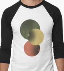 Circles w.t. Baseball ¾ Sleeve T-Shirt