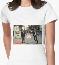 Camiseta entallada para mujer 305 perros
