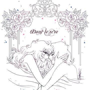 Lady Oscar - Dans le Reve  by Clarice82