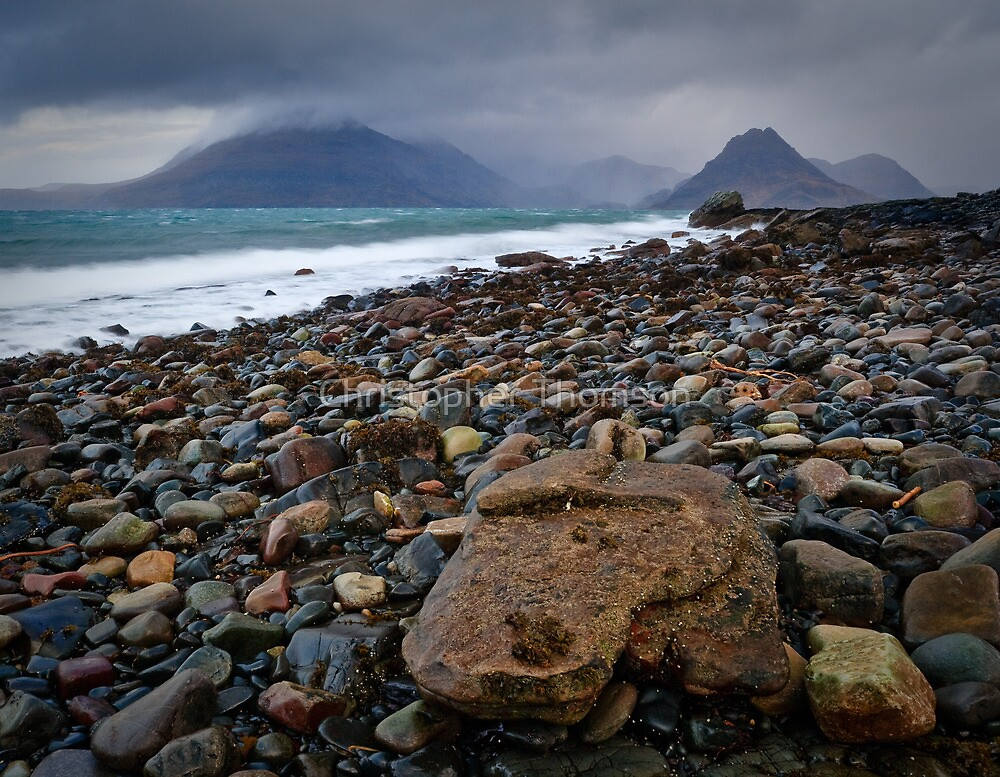 Moody Elgol Dawn II by Christopher Thomson