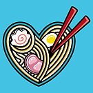 Love Ramen by Fiona Reeves