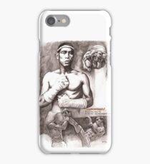 thai boxing iPhone Case/Skin