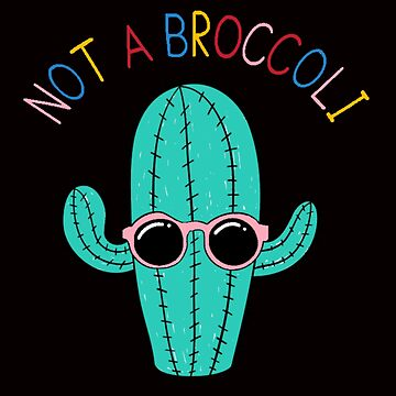 Not a broccoli by sager4ever