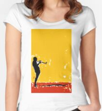 El Nacimiento de Cool (The Birth of Cool) Women's Fitted Scoop T-Shirt