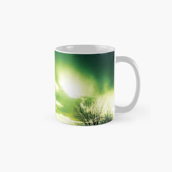 Mountain sky by Jerald Simon (Music Motivation - musicmotivation.com) Classic Mug