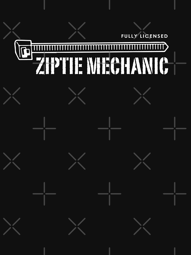 Ziptie Mechanic by 8pointdesigns