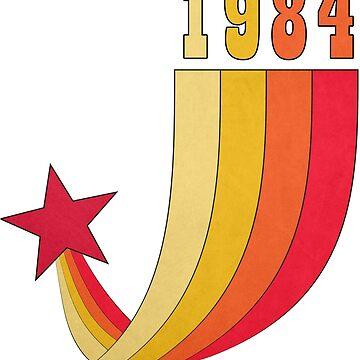 1984 vintage Rainbow by idaspark