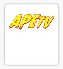 APEtv4 Sticker