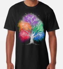 Baum des Lebens Longshirt
