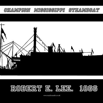 The Robert E Lee 1866 by tonyfernandes1