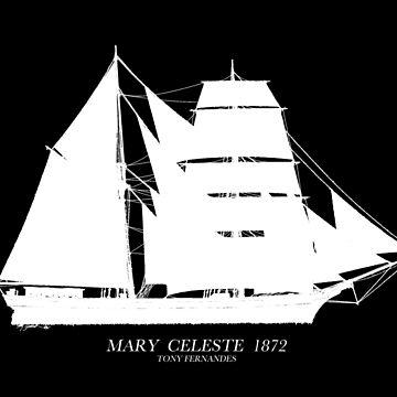 Mary Celeste 1872 by tonyfernandes1