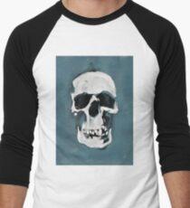 The Skull Men's Baseball ¾ T-Shirt