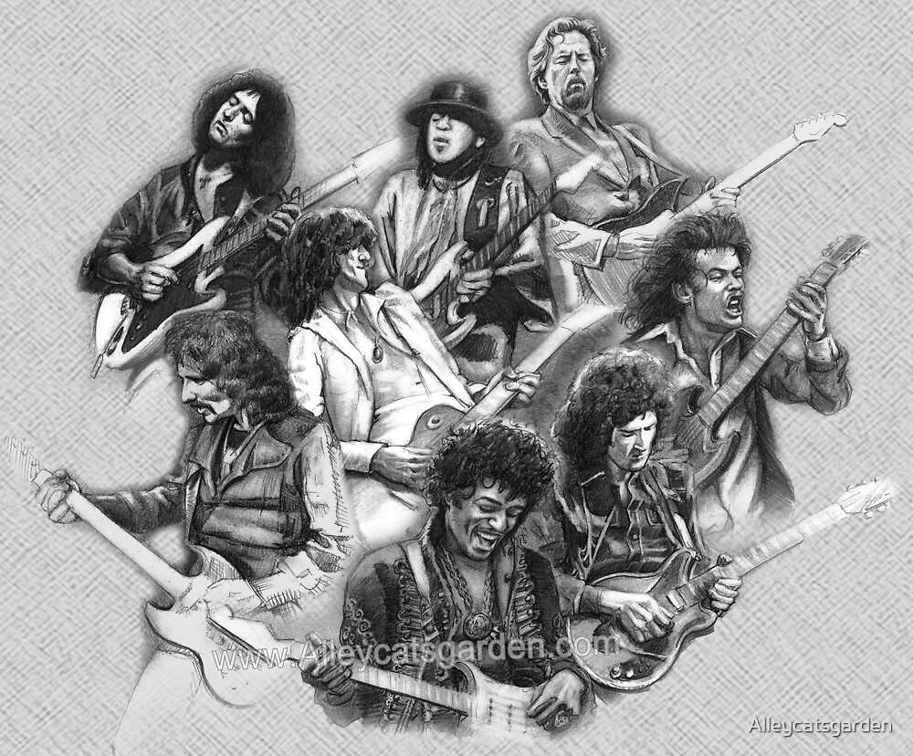 Legends of the Axe by Alleycatsgarden