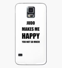 Judo Lover Fan Funny Gift Idea Hobby Case/Skin for Samsung Galaxy