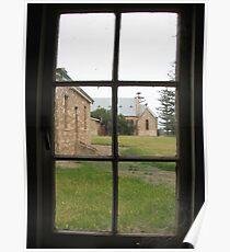 Window Series, Greenough Village Western Australia Poster