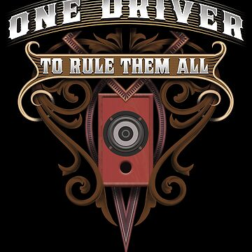 Full Range Speaker One Driver To Rule Them All  by javaneka
