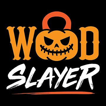 WOD Slayer Pumpkin by brogressproject