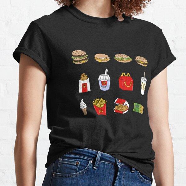 Tiempo para una carrera de Maccas Camiseta clásica