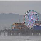 Santa Monica Pier  by PicsByMi