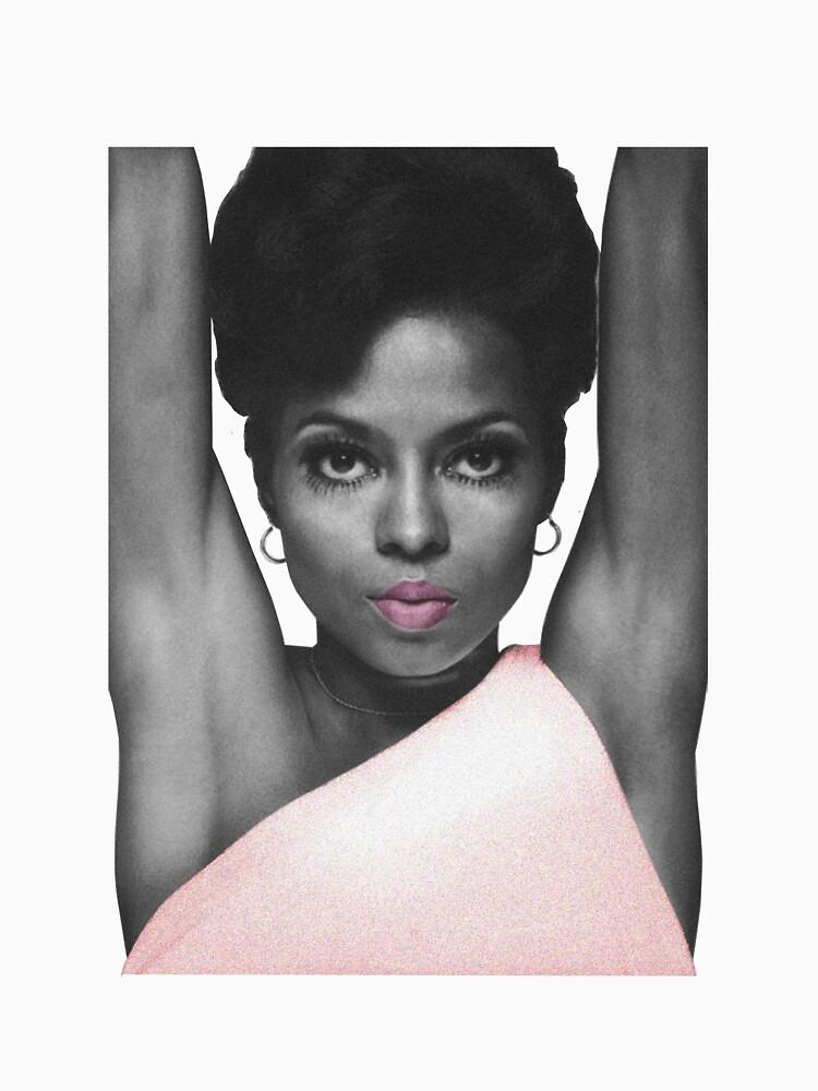 Diana Ross | Women's T-Shirt
