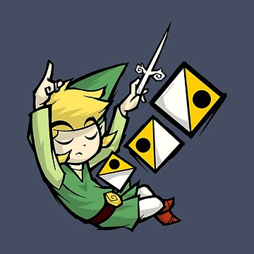 The Wind Waker by Deanomite85
