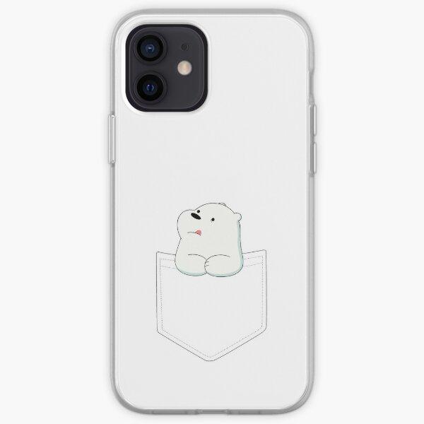 Polar in a pocket iPhone Soft Case