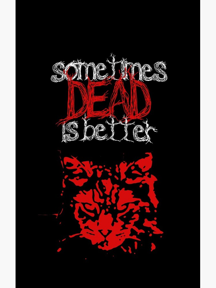 Sometimes dead is better - Pet Sematary  by RobinBegins